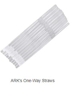 ARK One Way Straws