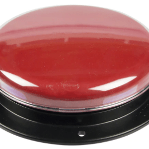 Big Red – with 4 Multi coloured caps