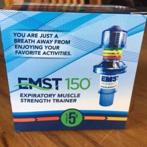 EMST150 – Expiratory Muscle Strength Trainer by Aspire